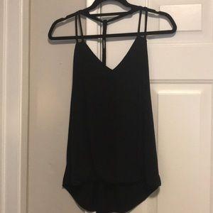 Black Socialite summer blouse